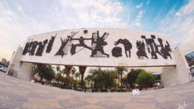 نصب الحرية رمز لمدينة مكتظة بالأزمنة وصفحات التأريخ