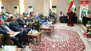 العراق يحتفي بالذكرى السنوية لليوم العالمي لمكافحة التصحر