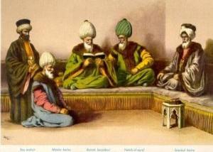 أبو يوسف أول قاضي قضاة بغداد
