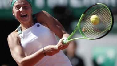 أوستابنكو تحرز لقب رولان جاروس