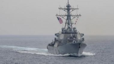 إصابة 3 وفقدان 7 أشخاص في تصادم مدمرة اميركية بسفينة تجارية قبالة اليابان