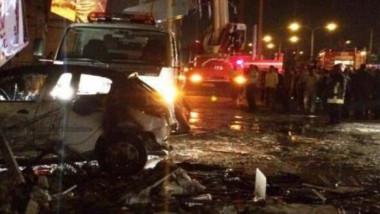 إصابة 37 في انفجار بمتجر كبير في مدينة شيراز الإيرانية