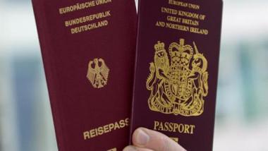 ارتفاع عدد البريطانيين الحاصلين على الجنسية الألمانية