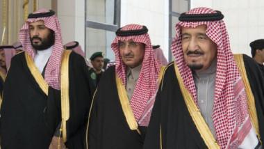 العاهل السعودي يعين نجله الامير محمد بن سلمان  وليا للعهد ومحمد بن نايف أول المبايعين