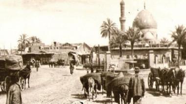 التطور السكاني لأهل بغداد