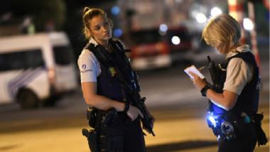 التعرف على هوية منفذ هجوم ارهابي في محطة قطارات في بروكسل