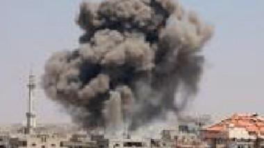 معارك عنيفة بين القوّات السورية وتنظيم «داعش»  في درعا و»الديمقراطية» تحاصر الرقة
