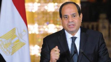 السيسي: ندعم وحدة العراق ونتطلع لأن يكون لمصر دور في الإعمار