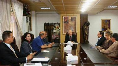 اللجنة العليا لجائزة الإبداع العراقي تعلن حقول الجائزة في دورتها الثالثة 2017