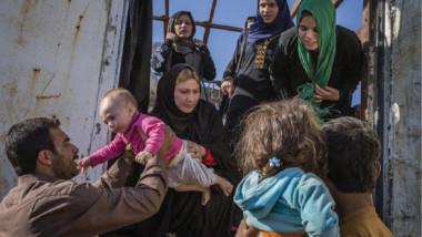 «داعش» ينفّذ عمليّات قتل جماعيّة للمدنيّين الفارين من معارك الموصل