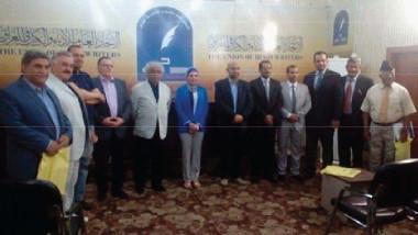 بغداد عاصمة الإبداع الأدبي  في اتحاد الأدباء
