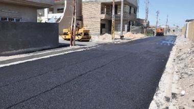أمانة بغداد تحقق نسب إنجاز متقدمة في تطوير مناطق سكنية