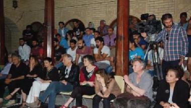 مسارح بغداد تضيّف الوفد الفرنسي المسرحي بأعمال عراقية وعالمية