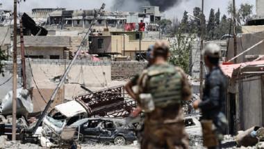 وصول تعزيزات عسكرية كبيرة لتحرير مركز المدينة القديمة في أيمن الموصل