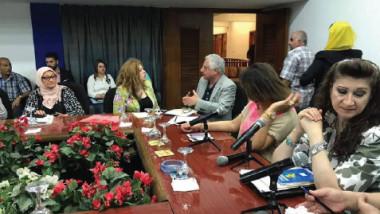 ندوة لمنتدى الإعلاميات العراقيات حول مقترح تعديل قانون الأحوال الشخصية
