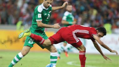 العراق يدعو بن إبراهيم لحضور مباراة رفع الحظر في ملعب كربلاء