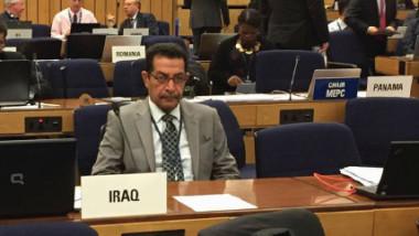 الموانئ العراقية ترأس وفد العراق في اجتماعات المنظمة البحرية الدولية في لندن
