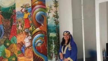 كهرمانة للفنون في مهرجانين دوليين بتركيا وتونس