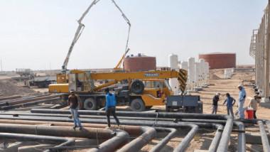 «النفط»: خطة لرفع إنتاج حقل اللحيس إلى 140 ألف برميل يومياً