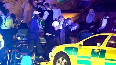 عملية دهس في لندن تستهدف مصلين قرب مسجد فينسبري