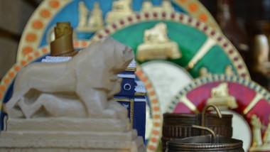 فريق إدراج مدينة بابل الآثارية يجتمع مع اليونسكو