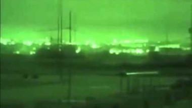 """قصف عنيف يستهدف مواقع """"داعش"""" في حوض المطيبيجة"""