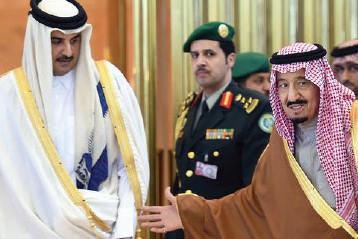 قطر.. أزمة صيف