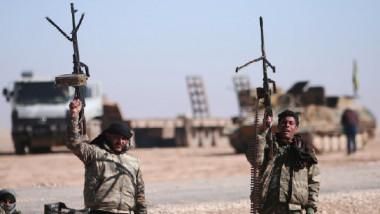 ضربة للتحالف قرب التنف تستهدف موقعا للجيش وتوقع قتلى في دمشق