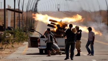قوات شرق ليبيا تتقدم في مدن استراتيجية
