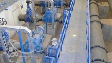 وزارة الكهرباء تباشر بإعادة الاستثناء الكامل لمحطات ضخ الماء