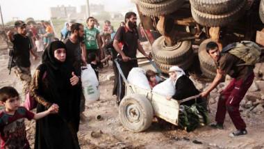 """""""داعش"""" يسعى لإفشال خطط """"الممرات الآمنة"""" بآخر معاقله في أيمن الموصل"""