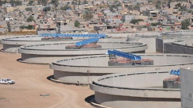 «الإعمار» تفتتح مشروع ماء الفلوجة الجديد بعد إعادة تأهيله