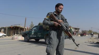 مقتل 8 حراس أفغان يعملون في أكبر قاعدة أميركية في أفغانستان