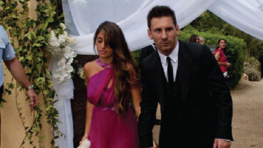 طوارئ في الأرجنتين بسبب زفاف ميسي