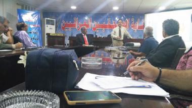 نقابة الصحفيين العراقيين تقيم ورشة خاصة حول الاعلام الانتخابي