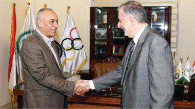 تضييف بطولة السلة خطوة تؤكد جدارة العراق