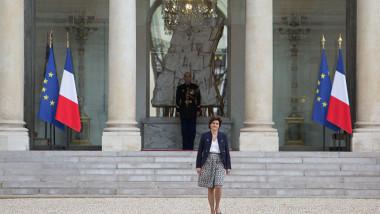 وزيرة الدفاع الفرنسية تستقيل بعد شهر على تعيينها