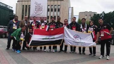 افتتاح دورة الألعاب الأولمبية لرياضة الشركات