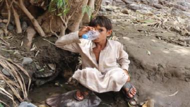 14.5 مليون يمني محرومون من المياه النظيفة والصرف الصحي