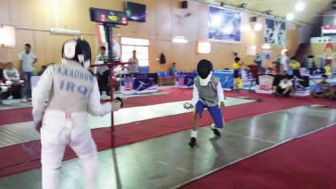 «المبارزة» يطلق منافسات التحرير والنصر للفئات العمرية