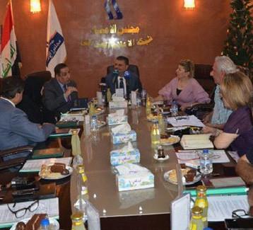 اللجنة العليا لمبادرة دعم الدراما العراقية تعقد اجتماعات عملية مثمرة