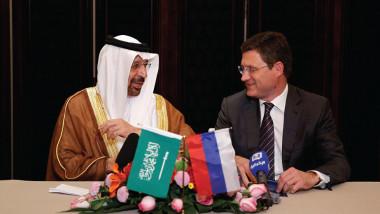 «أوبك» تترقب لقاء وزيري الطاقة الروسي والسعودي