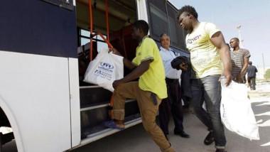 الأمم المتحدة تسعى لإثناء المهاجرين من غرب أفريقيا عن التوجه إلى ليبيا