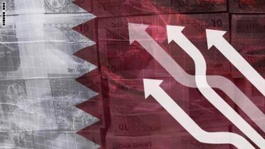 البنوك القطرية تواجه  تحديات في السيولة