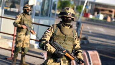 الجيش المصري يعلن مقتل 30 «تكفيريا» في سيناء