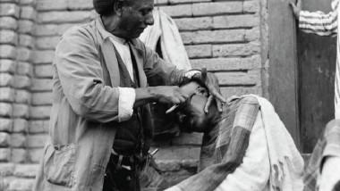 الحلاقة في بغداد حتى منتصف القرن العشرين