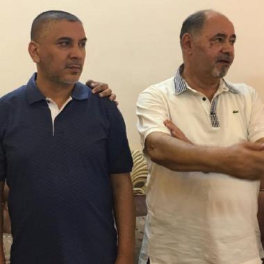 """شكر وتقدير للأجهزة الأمنية التي أسهمت بإطلاق سراح """"الدكتور محمد علي زاير"""""""