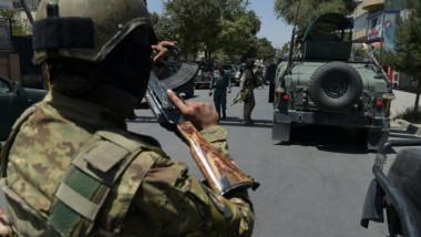 السفارة العراقية في أفغانستان تتعرض لهجوم إرهابي