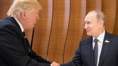 الصراع السوري واللقاء الهامشي بين ترامب وبوتين