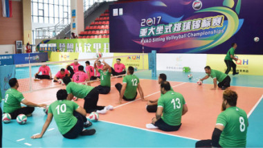 «طائرة البارالمبية» تواجه الصين اليوم في مباراة فاصلة